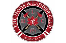The Hook and Ladder Club Windsor Logo