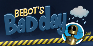 Bebot's Bad Day screenshot of video