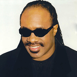Testimonial photo of Stevie Wonder