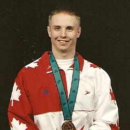 Testimonial photo of Tyler Emmett, Paralympian, Foveal Hypoplasia and Nystagmus