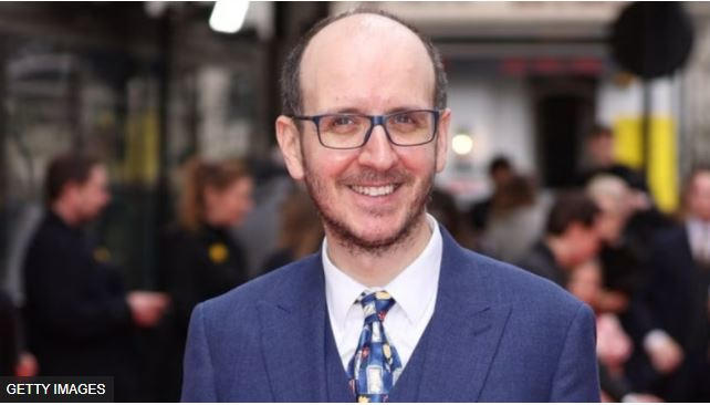Picture of Jack Thorne.
