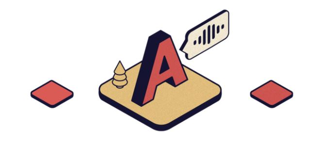 Picture of the letter a.